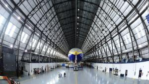 2018 Post-Conference Tour Goodyear Hanger